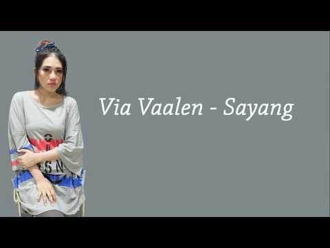 Via Vallen - Sayang Mp3