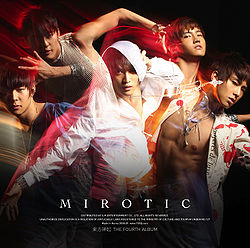 TVXQ - Mirotic Mp3